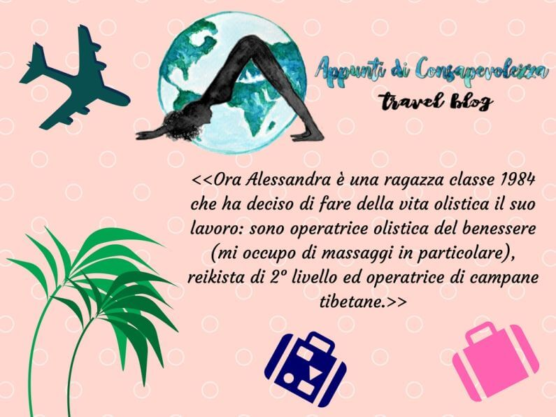Travel Interview Alessandra - Appunti di Consapevolezza