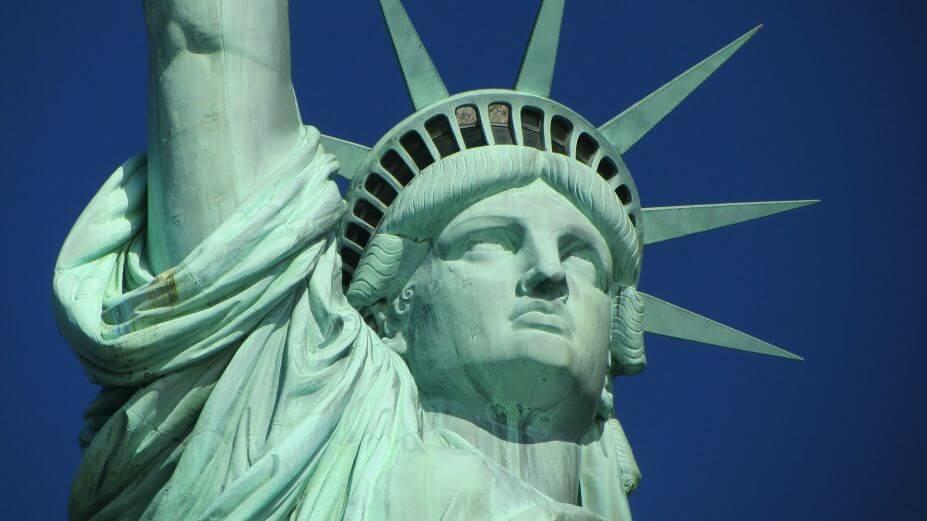Statua della Libertà, Stati Uniti d'America