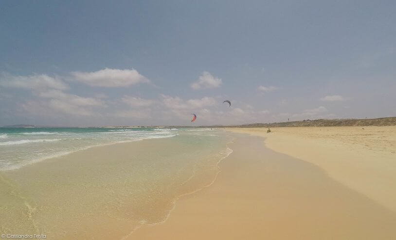Kite Surf a Boa Vista