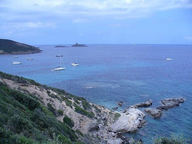 Spiaggia di Tamarone, Cap Corse