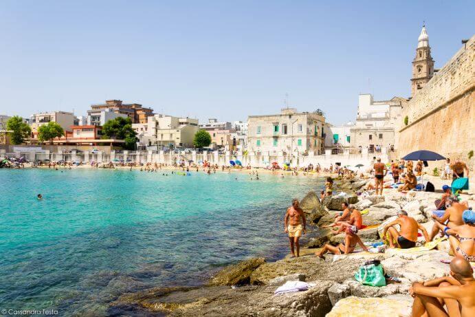 Spiaggia Porta Vecchia