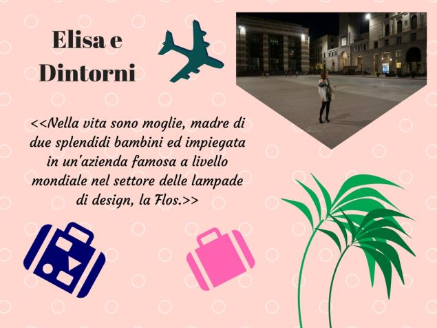Travel Interview Elisa e Dintorni