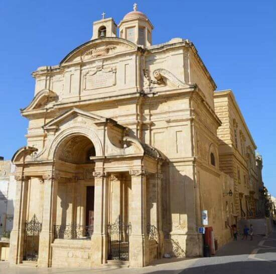 Chiesa di Santa Caterina d'Alessandria Malta