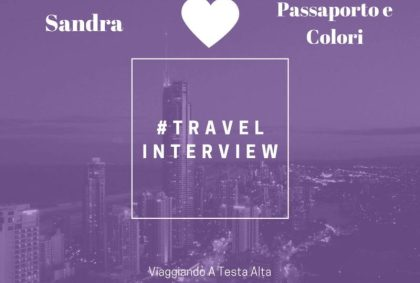 Travel Interview Sandra