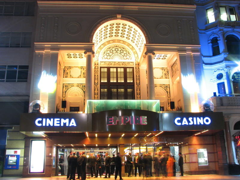 The Casino At The Empire