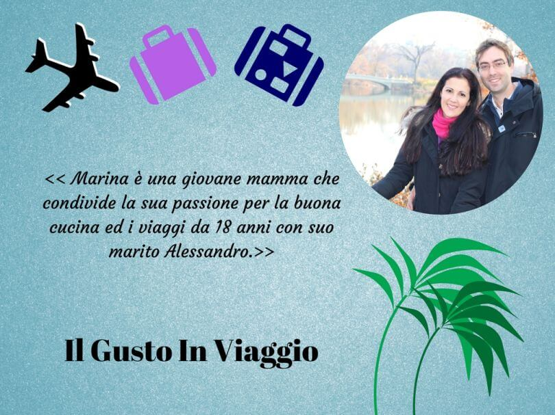 Travel Interview Il Gusto In Viaggio
