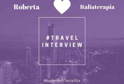 Travel Interview Roberta