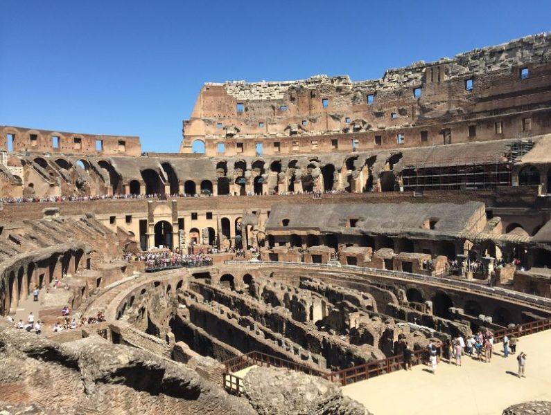 Interno del Colosseo