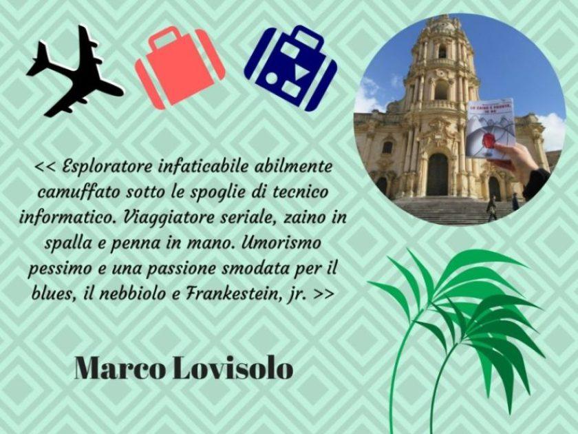 Travel Interview Marco Lovisolo