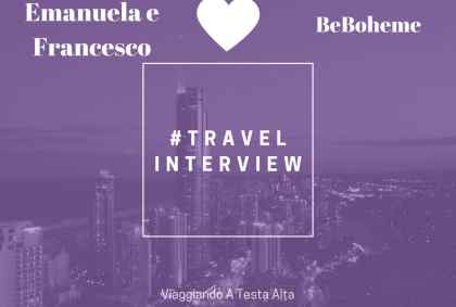 Travel Interview BeBoheme