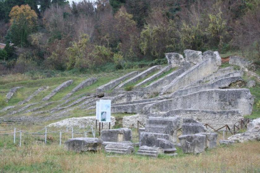 Teatro Romano, Ascoli Piceno