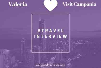 Travel Interview Valeria