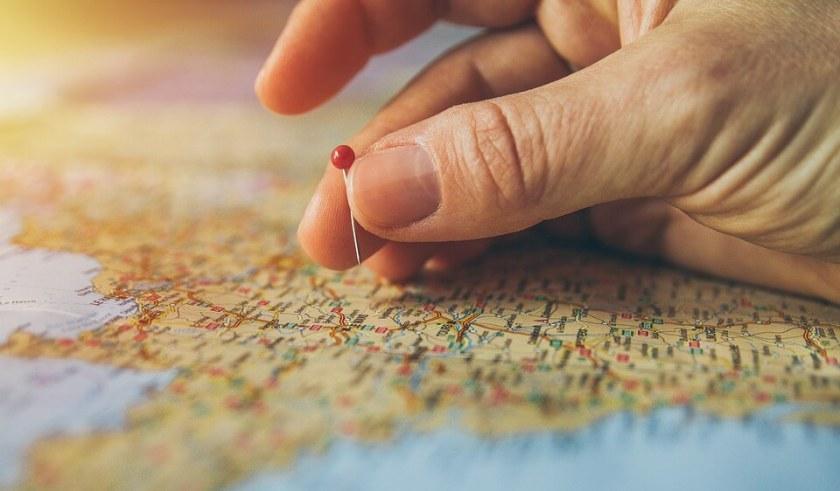Pianificare l'itinerario