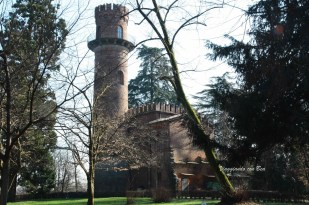 Villa Reale di Monza - la torretta