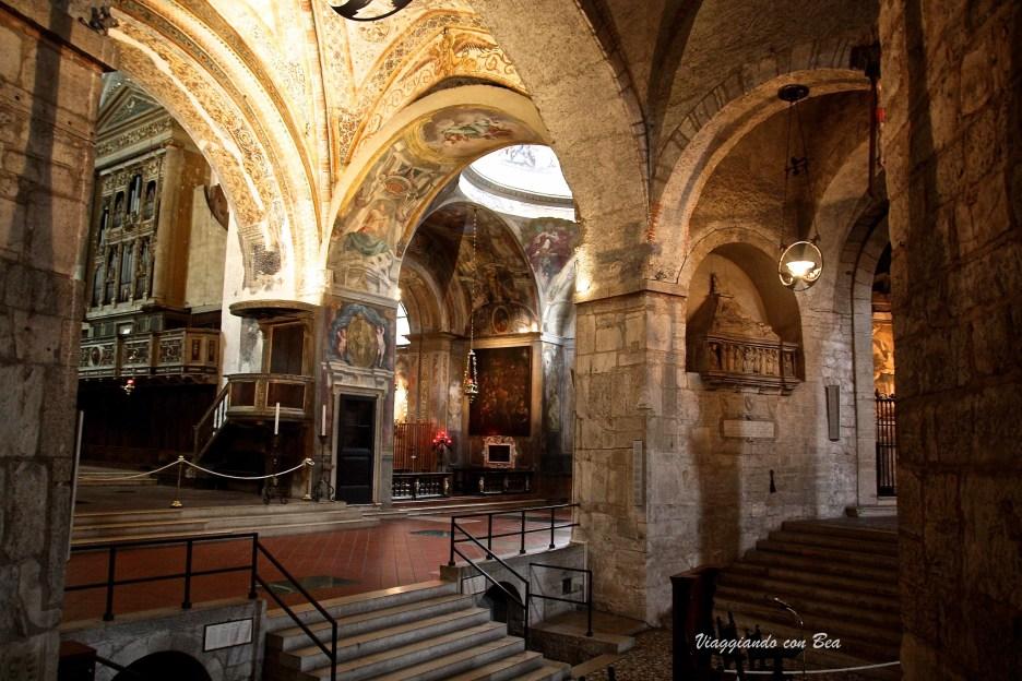 Duomo Vecchio - interno