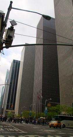 I palazzi del Rockefeller Center
