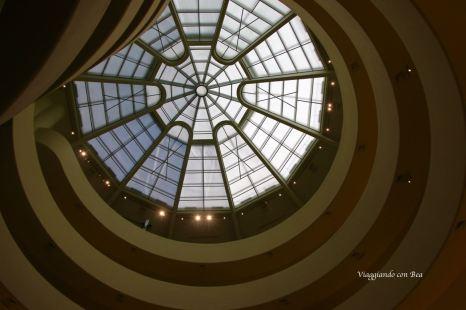 Guggenheim Museum - interno