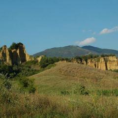 Le Balze del Valdarno Superiore – Toscana