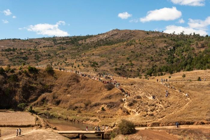 Madagascar Famadihana Arriving