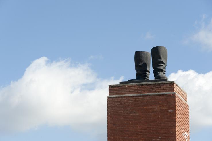 Gli stivali di Stalin