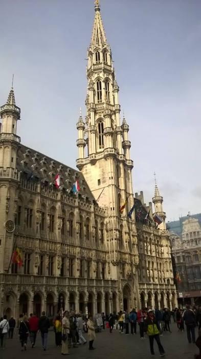 Bruxelles, foto storta 2