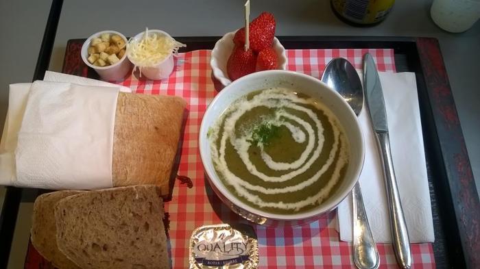 Soup, Bruges