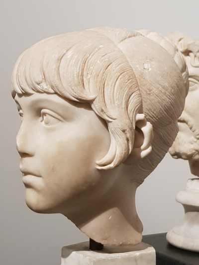 Museo del Palatino, Ritratto di giovane principessa
