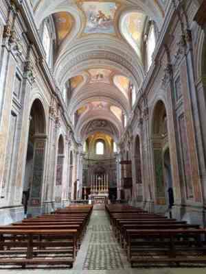 Cattedrale di Santa Maria Assunta, interno