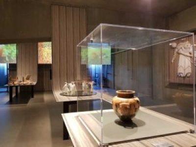 Rocca di Frassinello, il Museo Etrusco