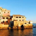 cosa vedere a genova: Boccadasse, il borgo di pescatori.