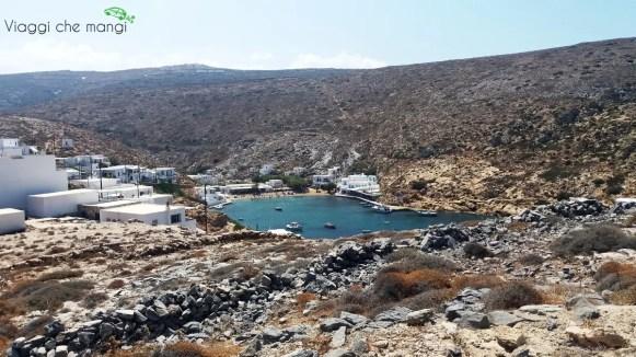 Spiaggia di Heronissos, Sifnos