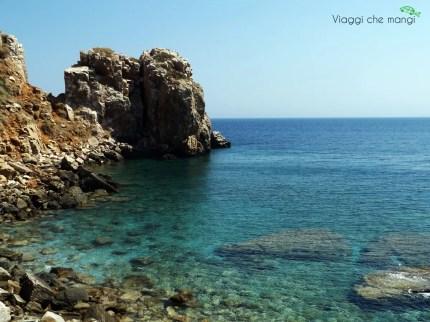 La Spiaggia di Poulati a sifnos.