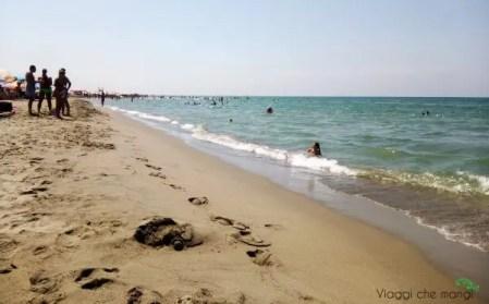 Spiaggia di Marina di Vecchiano