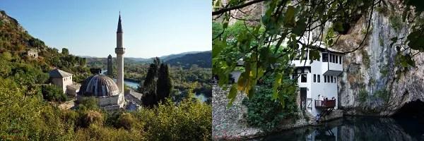 viaggiare in bosnia in auto: i dintorni di mostar