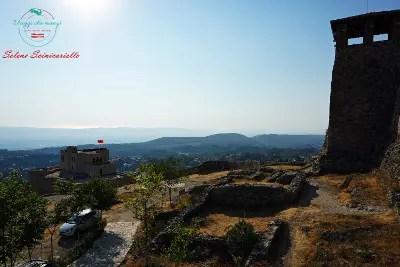 castello Krujë città da visitare in albania