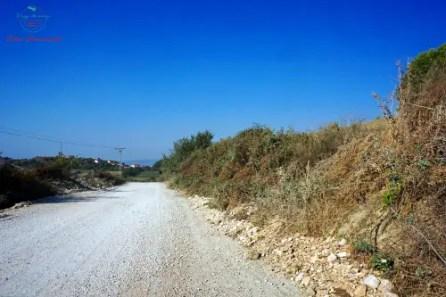 sterrato per Plazhi i Generalit, Albania.