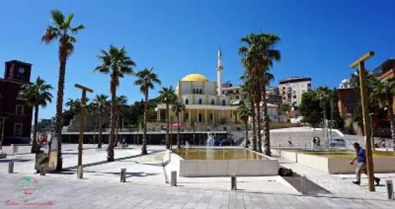 Fatih Mosque, vacanze a Durazzo, Albania.