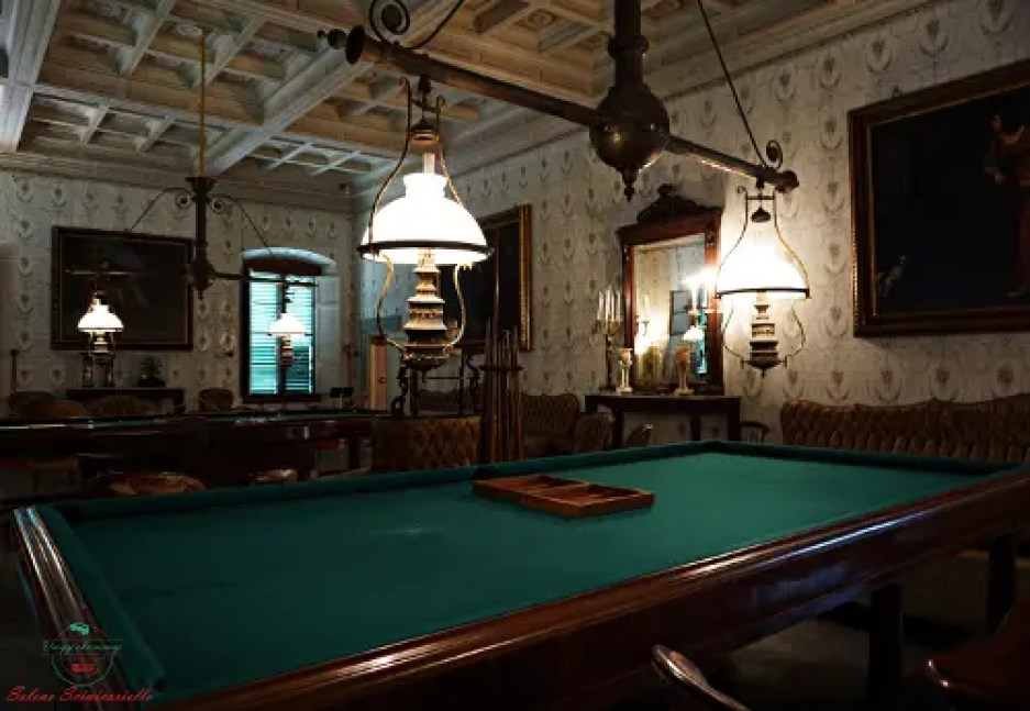 Sala da Gioco, Villa Medicea La Petraia.