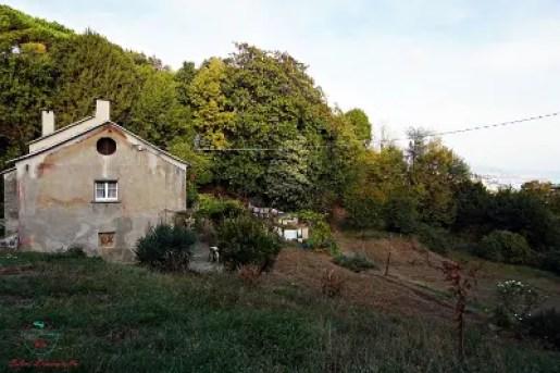 Cascina dei contadini, Villa Duchessa di Galliera, Genova Voltri.