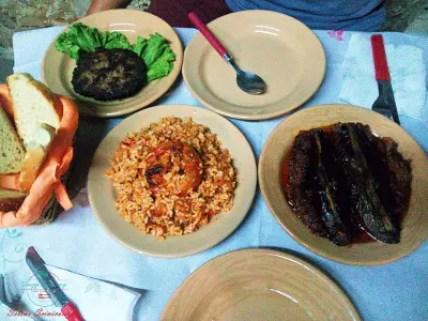 home - made food lili berat
