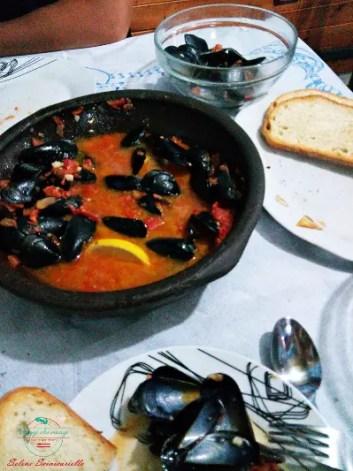 zuppa di cozze vacanze a durazzo