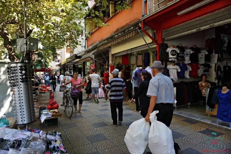 Scutari città da visitare in albania