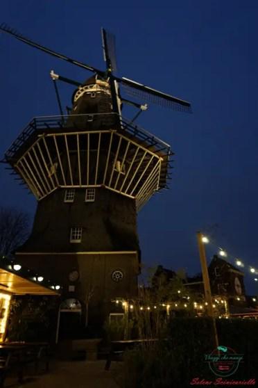 mulino De Gooyer: bere birra ad amsterdam nel birrificio Brouwerij 't IJ
