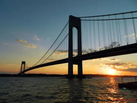 Bay ridge (brooklyn) by a local: verazzano bridge