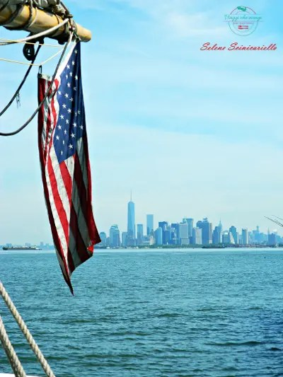 Bay ridge (brooklyn) by a local: taking the local ferry to go to manhattan