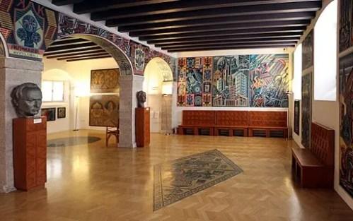 se vuoi sapere cosa vedere a rovereto, una delle attrazioni principali è la casa depero. By Sailko [CC BY 3.0 (https://creativecommons.org/licenses/by/3.0)], from Wikimedia Commons
