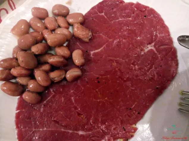 cosa mangiare a rovereto: la carne salada.