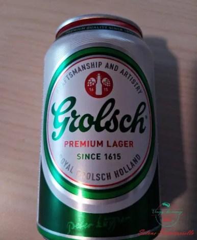 bere birra ad Amsterdam: la grolsch