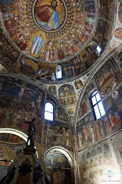 Cosa vedere a Padova: il battistero del Duomo, attrazione compresa all'interno della Padova Card.
