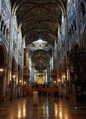 Cosa vedere a Parma e dintorni: il duomo nel centro città